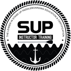 SUP Instructor Training logo transparent